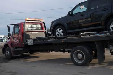 How Chicago Ticket Debt Sends Black Motorists Into Bankruptcy