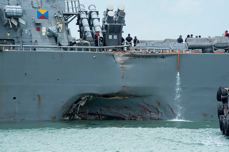 Years of Warnings, Then Death and Disaster: How the Navy