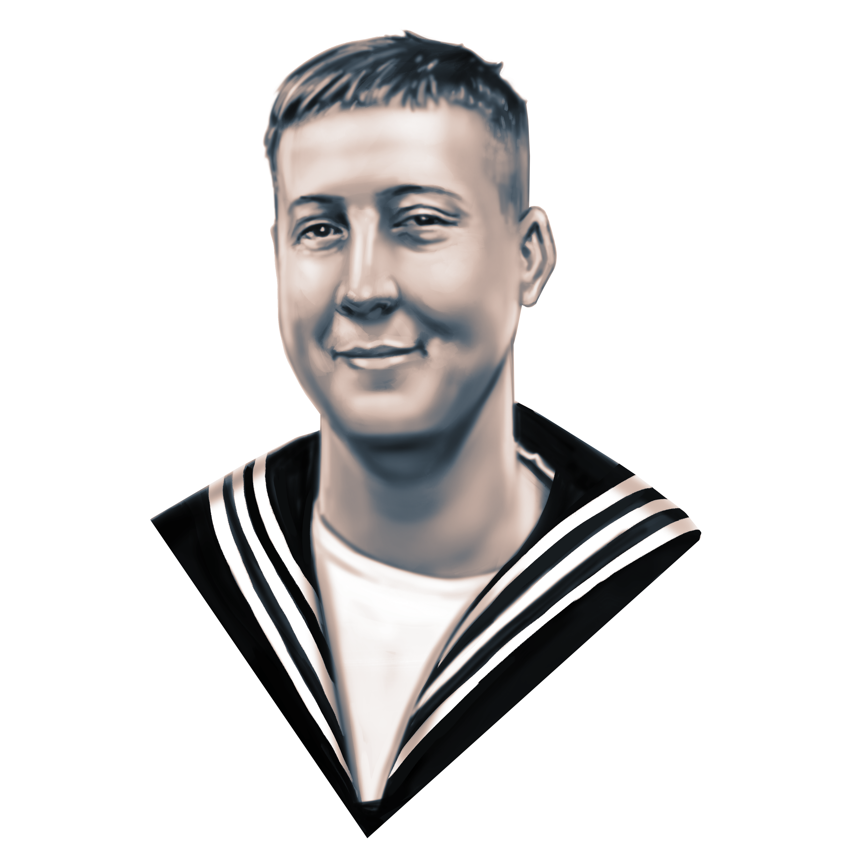 Petty Officer Third Class Logan Stephen Palmer, 23